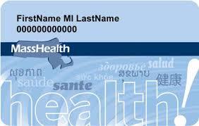 Mass health card example